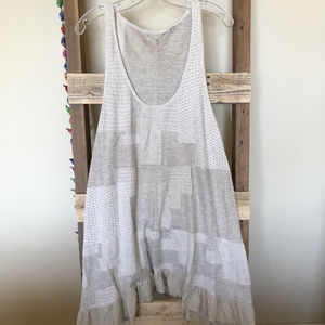 Anthropologie Knitted & Knotted Sweater Dress